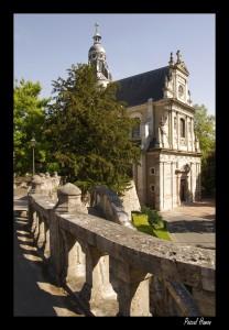 Photo : Pascal Hamon. stage architecture sur Blois. Belle dynamique !
