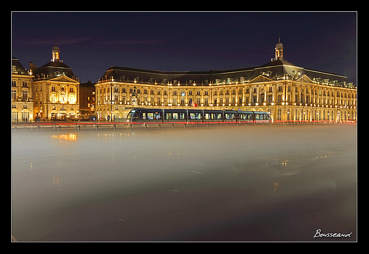 photo de Bordeaux : stage photo de nuit