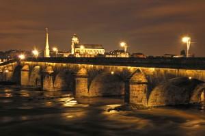 photo Blois de nuite