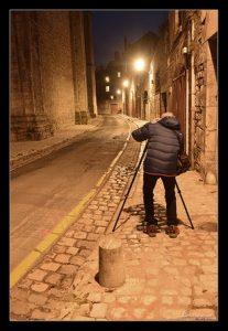 stage de nuit sur Blois
