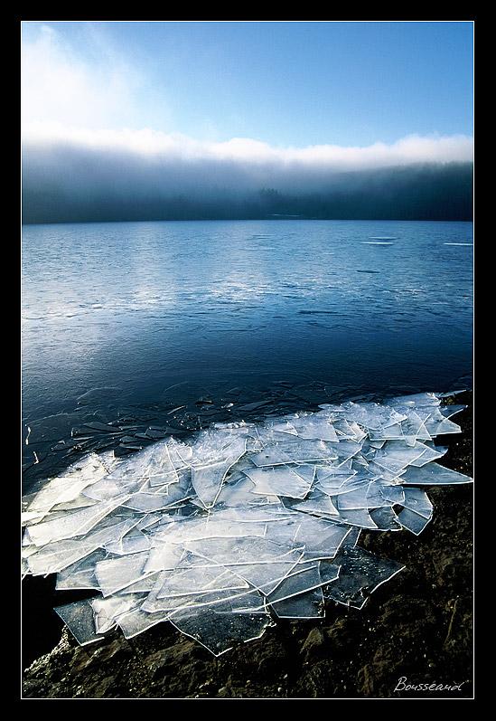 cours photographie Auvergne / Lac du Boucher