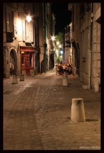 center ville de Blois. cours photographie Blois