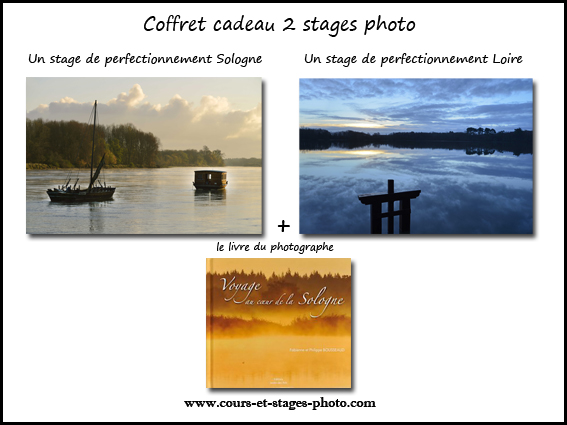 coffret cadeau stage photo